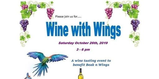 Wine with Wings