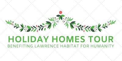 Lawrence Habitat Holiday Homes Tour