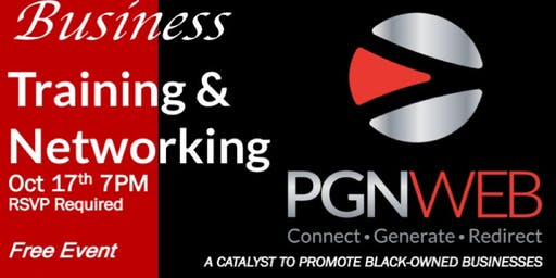 PGNWEB Business  Training &  Networking