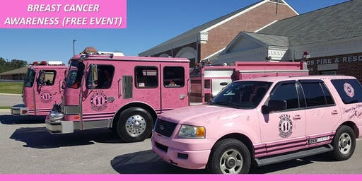 Pink Fire Truck at the FED