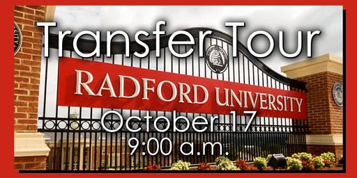 Transfer Tour: Radford University