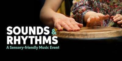 Sounds & Rhythms: A Sensory-Friendly Music Event