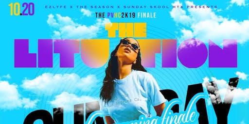 10.20| PVHC2K19 FINALE @ The Lituation Sundays at SeaSide
