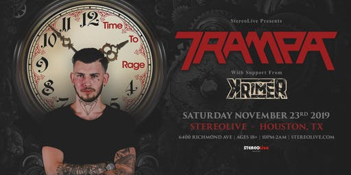 Trampa - Stereo Live Houston