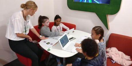 Code Club for 7-10 year olds tickets