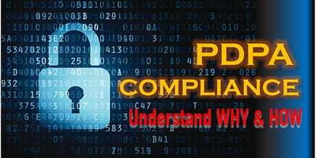 PDPA Compliance: Understand Why and How? tickets