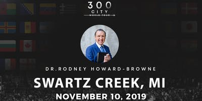Rodney Howard-Browne in Swartz Creek, Michigan