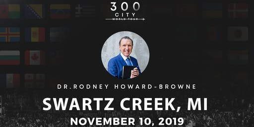 Rodney Howard-Browne in Swartz Creek, Michigan