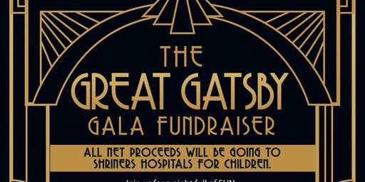 Great Gatsby Gala 2019