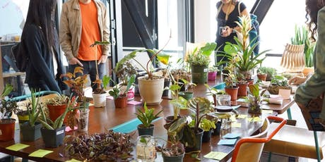 Seed and Soul 2019 Winter Plant Swap tickets