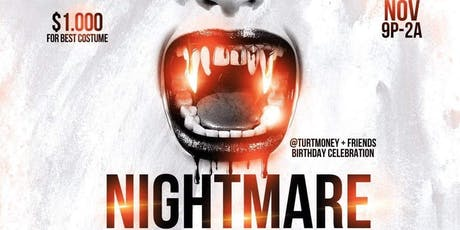 Nightmare On Broad St. tickets