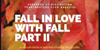 Fall In  Love With Fall Part II