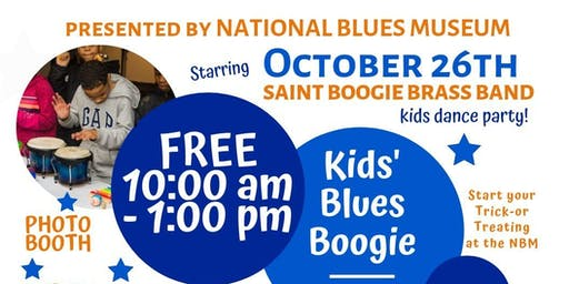 Family Day: Kids' Blues Boogie