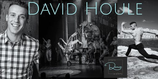 Acrobatic workshop with David Houle from Cirque Du Soleil