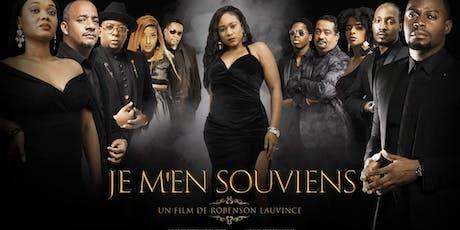 Je M'en Souviens Movie Premiere billets