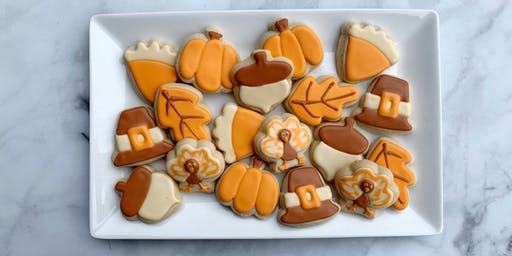 Cookie Decorating with 'A Couple Smart Cookies'! (Adult Only, 11/15 @ 7:30pm)