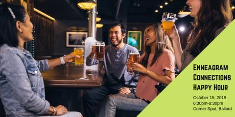 Enneagram Connections Happy Hour tickets