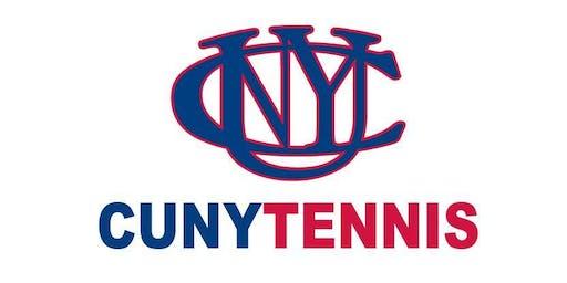 2019 CUNYAC Women's Tennis Championship