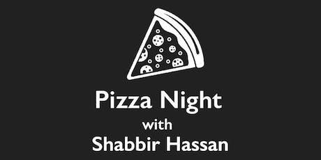 Faith. Pizza Night tickets