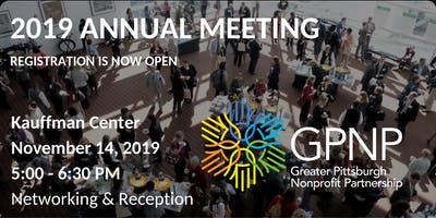 2019 GPNP Annual Meeting