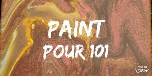 Paint Pour 101