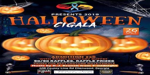 2019 Halloween Cigala