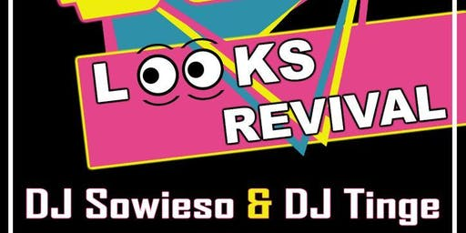 Club Zaal - 90's Looks Revival
