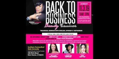 Back to Business Beauty Seminar