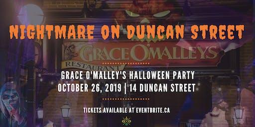 Nightmare on Duncan Street