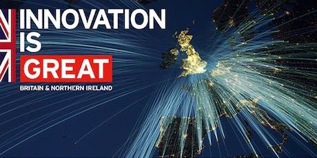 F/IT Brit Networking Night  tickets