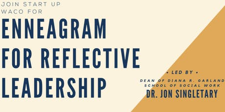 Enneagram for Reflective Leadership tickets