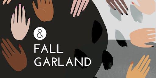 Fall Garland Workshop