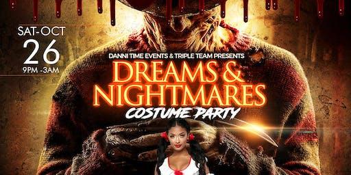 DREAMS & NIGHTMARES COSTUME PARTY