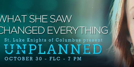 Unplanned Movie Event hosted by STL KCs