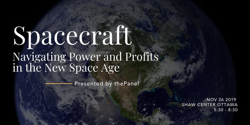 Spacecraft: Navigating Power and Profits in the New Space Age