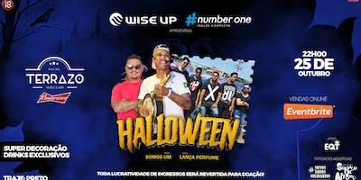 Halloween Wise Up & #NumberOne | Terrazo Music Bar