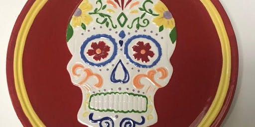 Paint Your Own Sugar Skull at Proving Ground in Highlands