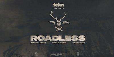 Roadless produced by Teton Gravity