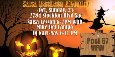 Salsa, Bachata & Latin Mix - Halloween Party