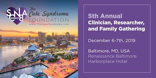 5th Annual Clinician, Researcher, and Family Gathering