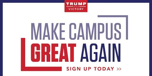 Oct 20th- Trump Victory Voter Registration Workshop, CSN Campus