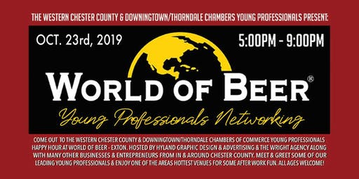 Young Professionals Networking Happy Hour