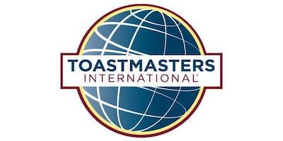 Toastmasters Area 24 and Area 25 Fall Contest