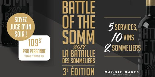 Wine Club édition Prestige x Battle of the Somm