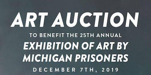Prison Creative Arts Project Art Auction
