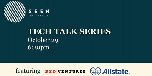 Seen by Indeed Tech Talk Series