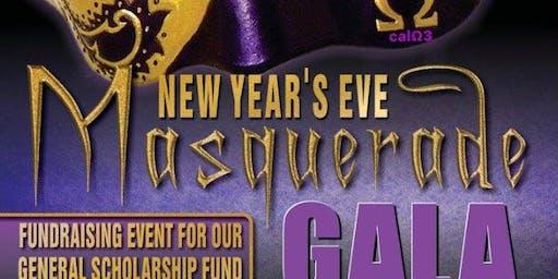 NYE Masquerade Party