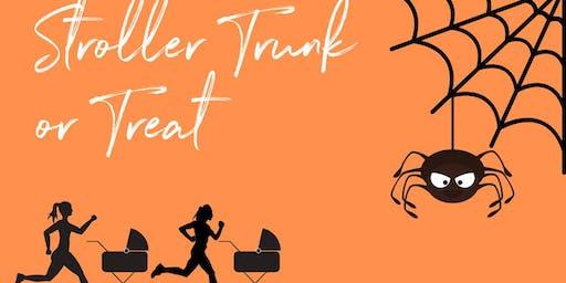 Stroller Trunk or Treat!