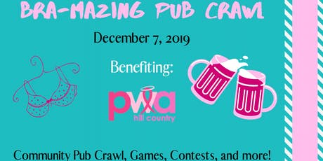 Bra-Mazing Pub Crawl tickets