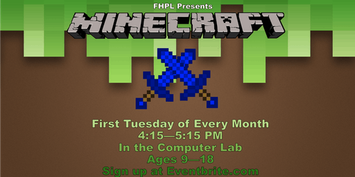 Minecraft at FHPL